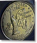 New York 2001 Metal Print