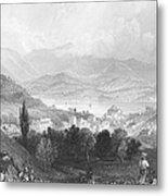New York: Catskills, 1839 Metal Print