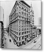 New York City - Western Union Telegraph Building Metal Print