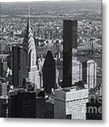 New York City Esb View II Metal Print