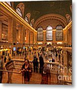 New York Grand Central Metal Print