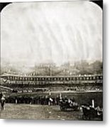 New York: Polo Grounds Metal Print