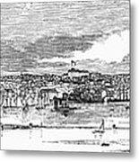 Newport, 1853 Metal Print