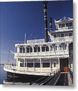 Newport Harbor Nautical Museum - 1 Metal Print