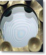 Newton's Rings Metal Print by Andrew Lambert Photography