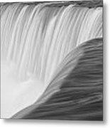 Niagara Horseshoe Falls Metal Print