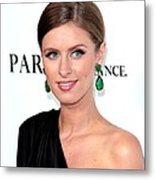 Nicky Hilton At Arrivals For Paris, Not Metal Print by Everett