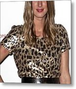 Nicky Hilton In Attendance For Launch Metal Print