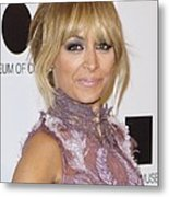 Nicole Richie At Arrivals For 2011 Moca Metal Print by Everett