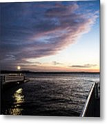 Night And Day 2 Metal Print