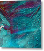 Night Birds Metal Print