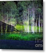 Night Magic I Metal Print