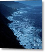Night Magic In Big Sur Metal Print by Rossi Love