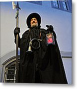 Night Watchman Metal Print