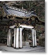 Nikko Architecture Metal Print