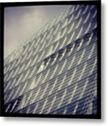No.1 Deansgate Metal Print by Chris Jones