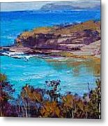 Norah Head Central Coast Nsw Metal Print