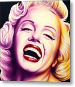Norma Jean Metal Print by Bruce Carter