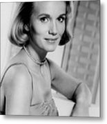 North By Northwest, Eva Marie Saint Metal Print by Everett