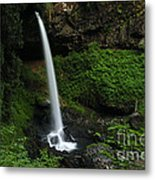 North Falls Oregon Metal Print