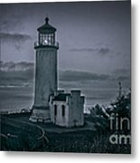 North Head Metal Print