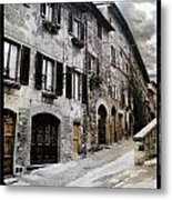 North Italy  Metal Print
