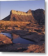 North Rim Toroweap,grand Canyon,arizona Metal Print