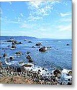 Northern California Coast3 Metal Print