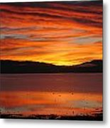 Northshore Sunrise Tahoe 2 Metal Print