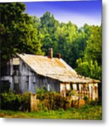 Not So Far From A Home Metal Print