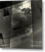 Notinsight Metal Print