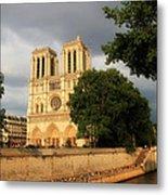 Notre Dame De Paris 2 Metal Print