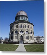 Nott Memorial Building At Union College Metal Print