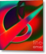 Number One 2011 Metal Print