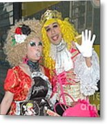 Nyc Gay Pride 2009 Metal Print