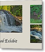 Oakwood Exhibit Metal Print