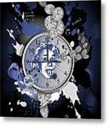 Obsession With Time Metal Print