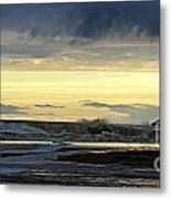 Ocean Power Series Metal Print