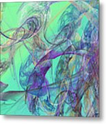 Ocean Symphony II Metal Print