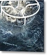 Oceanography Research Metal Print by Photostock-israel