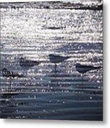 Ocean's Lament Metal Print