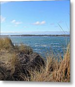Beach Oceanview Metal Print