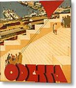 Odessa Metal Print