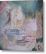 Of Beauty And Mystery Metal Print