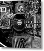 Of The Old Frontier Metal Print