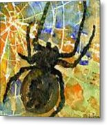 Oh What A Tangled Web We Weave Metal Print