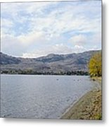 Okanagan Fall Metal Print