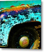 Old But Not Dead Metal Print