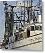Old Catch  Metal Print