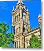 Old Erie County Hall Metal Print